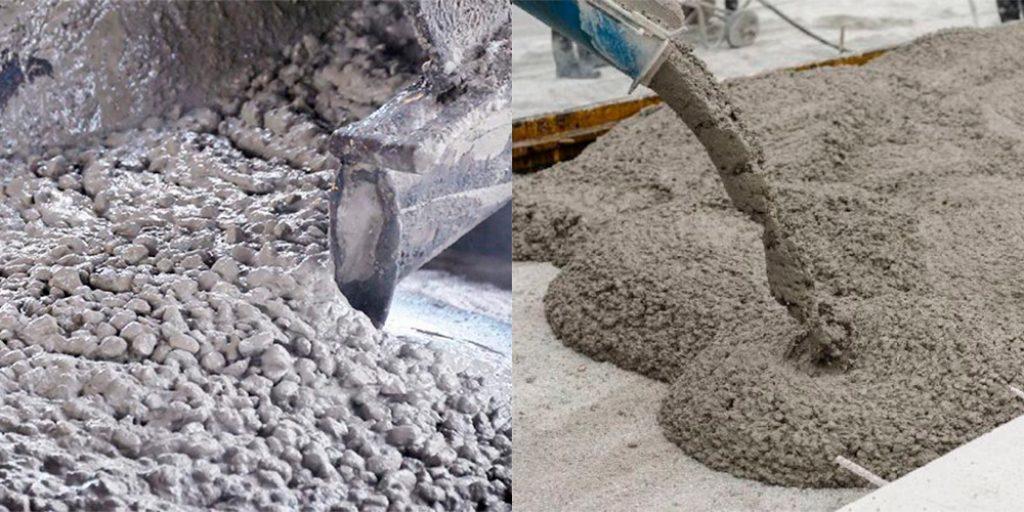 Лабораторное определение качественных характеристик смесей: бетона и раствора